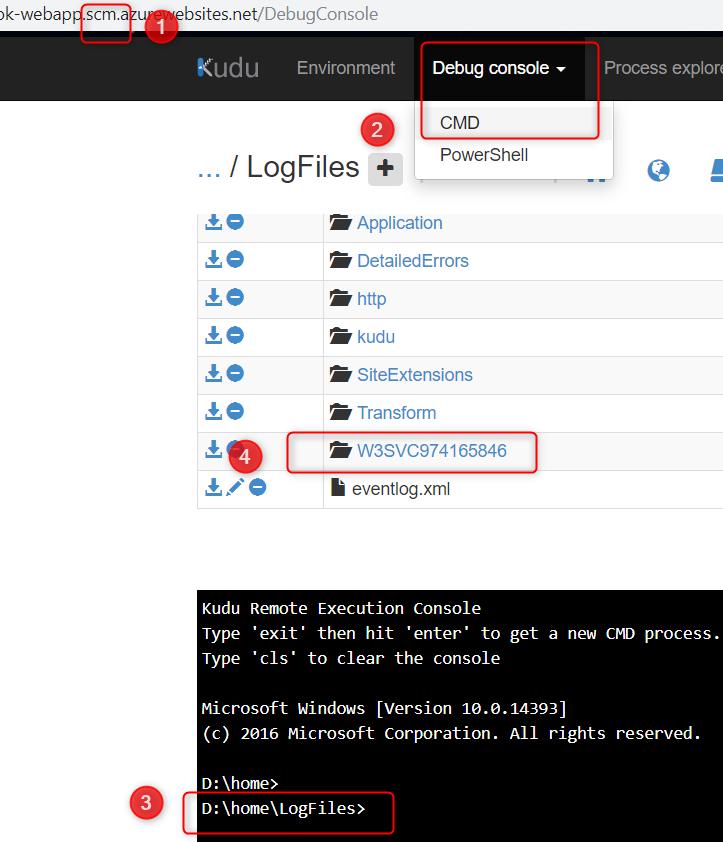 Troubleshooting App Initialization (IIS Warmup) on Azure Web